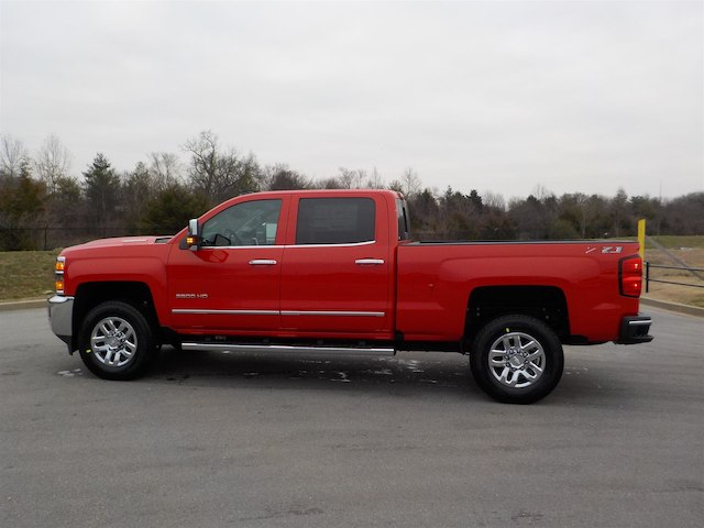 2019 Silverado 3500 Crew Cab 4x4,  Pickup #19T217 - photo 5
