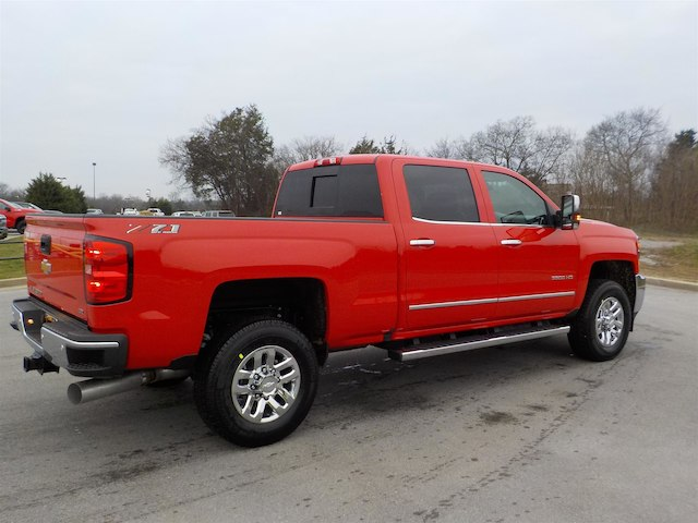 2019 Silverado 3500 Crew Cab 4x4,  Pickup #19T217 - photo 2