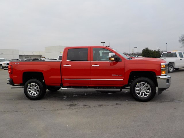 2019 Silverado 3500 Crew Cab 4x4,  Pickup #19T217 - photo 8
