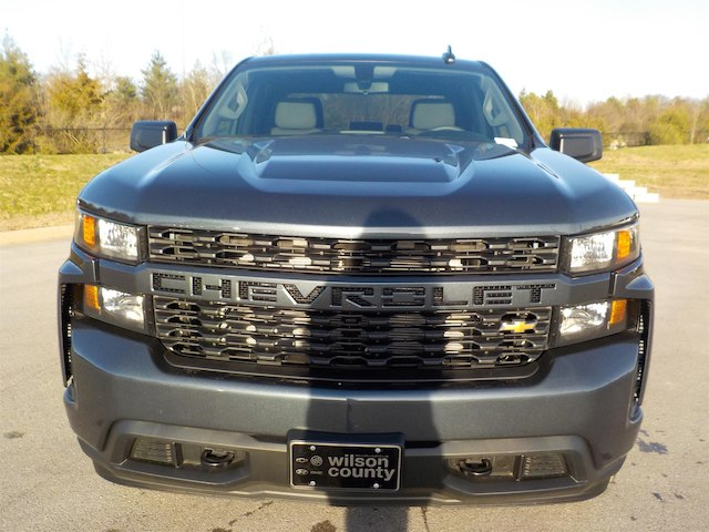 2019 Silverado 1500 Crew Cab 4x4,  Pickup #19T219 - photo 3