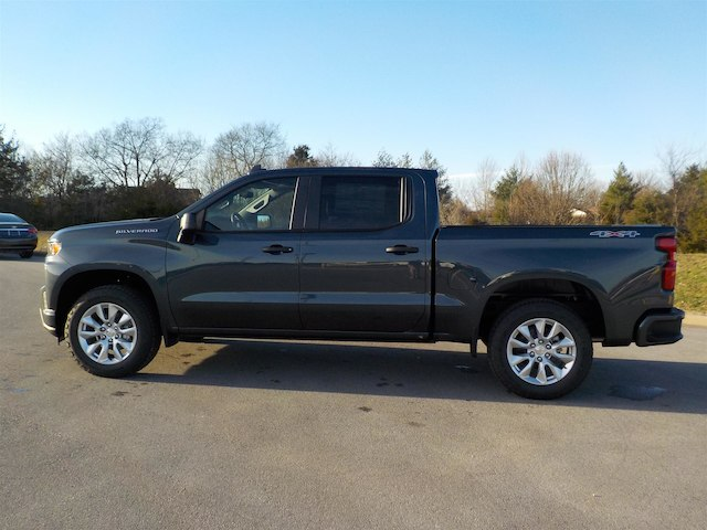 2019 Silverado 1500 Crew Cab 4x4,  Pickup #19T219 - photo 5
