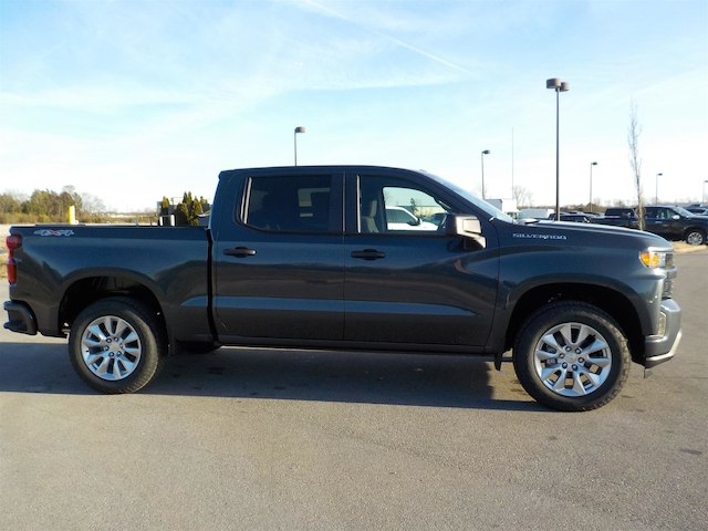 2019 Silverado 1500 Crew Cab 4x4,  Pickup #19T219 - photo 7