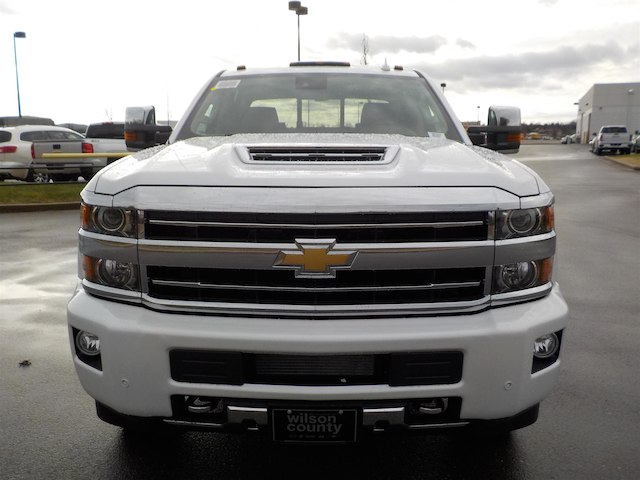 2019 Silverado 3500 Crew Cab 4x4,  Pickup #19T224 - photo 3