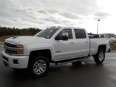 2019 Silverado 3500 Crew Cab 4x4,  Pickup #19T224 - photo 4