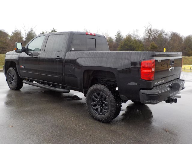 2019 Silverado 2500 Crew Cab 4x4,  Pickup #19T226 - photo 6