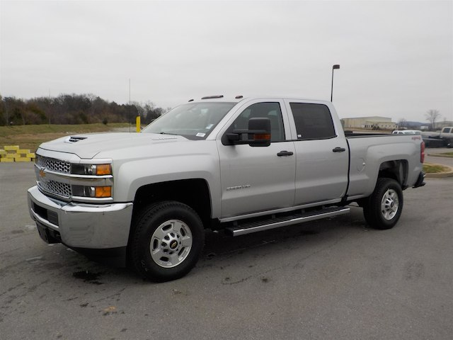 2019 Silverado 2500 Crew Cab 4x4,  Pickup #19T228 - photo 4