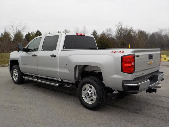 2019 Silverado 2500 Crew Cab 4x4,  Pickup #19T228 - photo 6