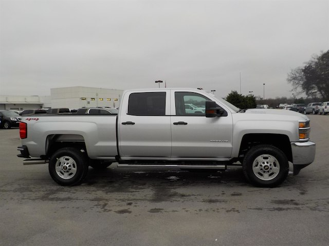 2019 Silverado 2500 Crew Cab 4x4,  Pickup #19T228 - photo 8