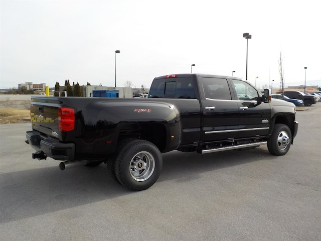 2019 Silverado 3500 Crew Cab 4x4,  Pickup #19T232 - photo 2