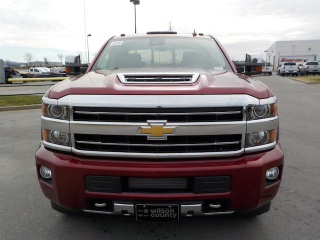 2019 Silverado 3500 Crew Cab 4x4,  Pickup #19T234 - photo 3