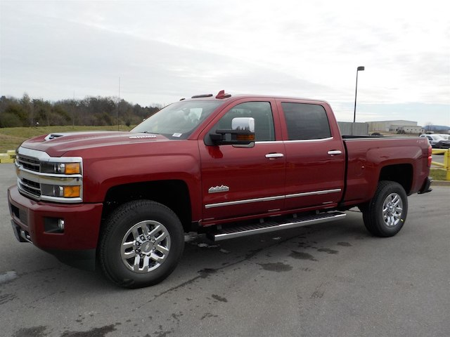 2019 Silverado 3500 Crew Cab 4x4,  Pickup #19T234 - photo 4