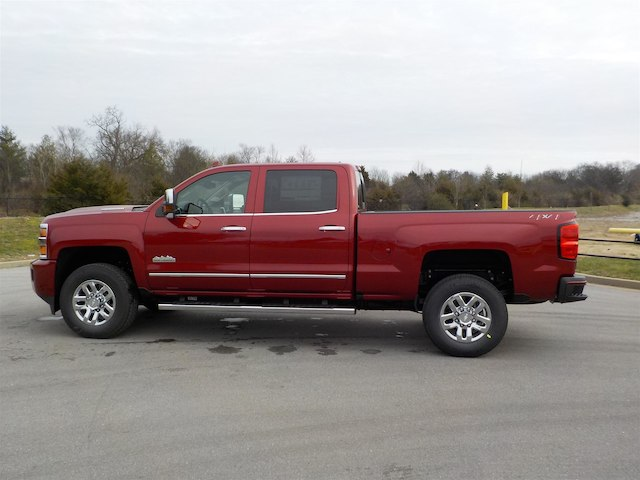 2019 Silverado 3500 Crew Cab 4x4,  Pickup #19T234 - photo 5
