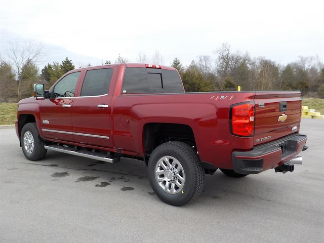 2019 Silverado 3500 Crew Cab 4x4,  Pickup #19T234 - photo 6