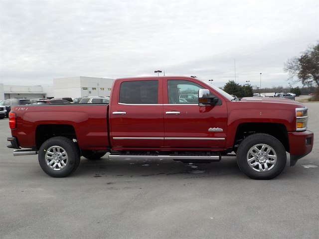2019 Silverado 3500 Crew Cab 4x4,  Pickup #19T234 - photo 8