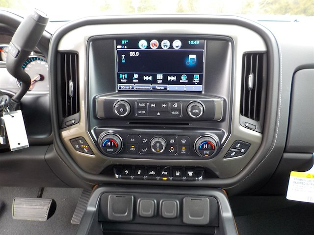 2019 Silverado 3500 Crew Cab 4x4,  Pickup #19T245 - photo 19