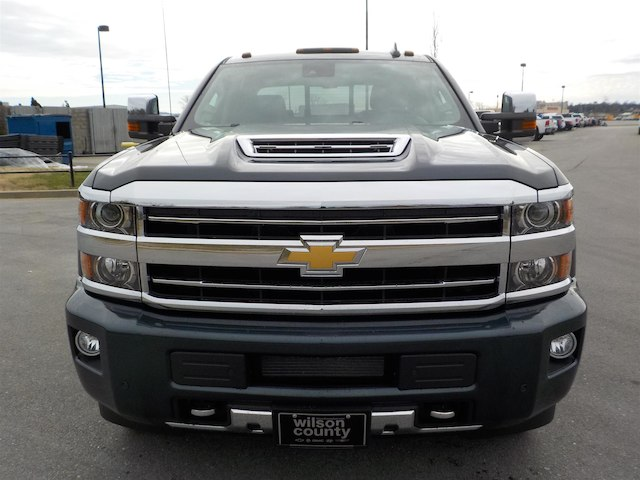 2019 Silverado 3500 Crew Cab 4x4,  Pickup #19T245 - photo 3