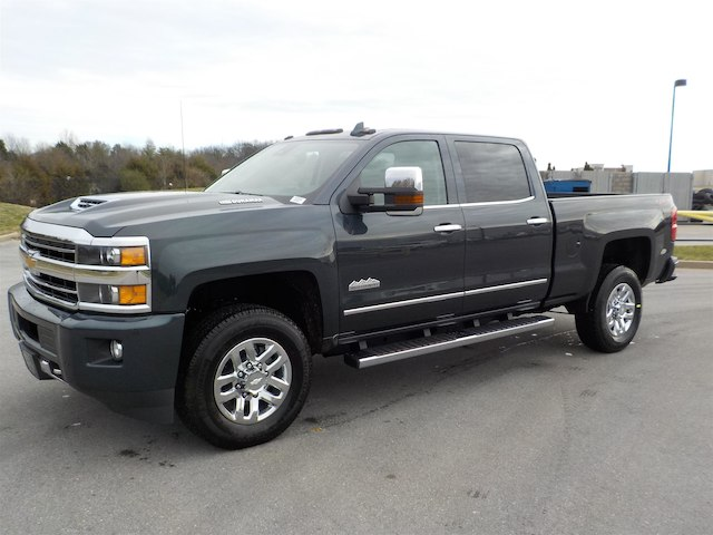 2019 Silverado 3500 Crew Cab 4x4,  Pickup #19T245 - photo 4
