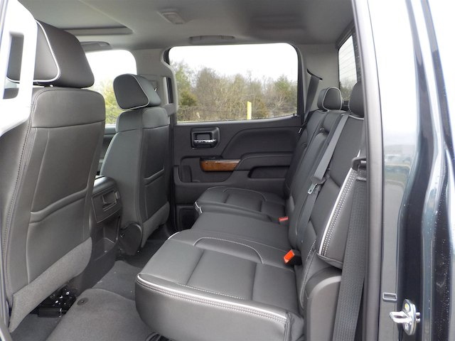 2019 Silverado 3500 Crew Cab 4x4,  Pickup #19T245 - photo 33