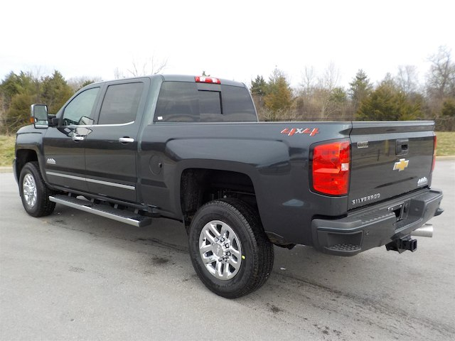 2019 Silverado 3500 Crew Cab 4x4,  Pickup #19T245 - photo 2