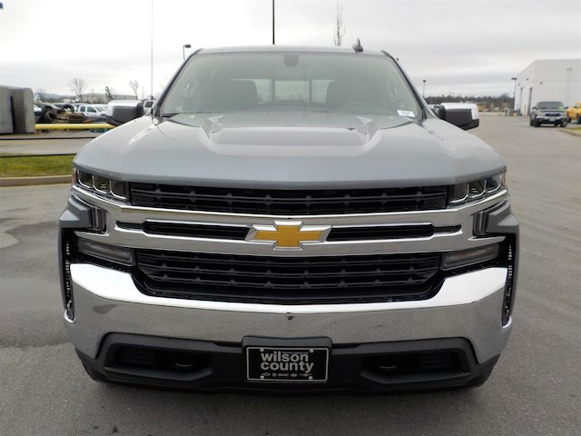 2019 Silverado 1500 Crew Cab 4x4,  Pickup #19T249 - photo 3