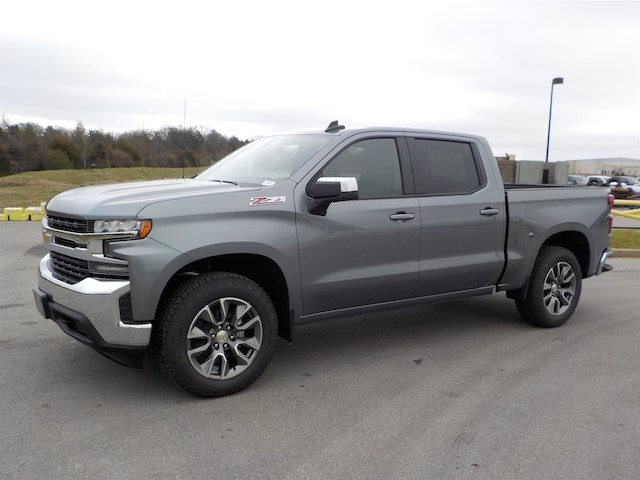 2019 Silverado 1500 Crew Cab 4x4,  Pickup #19T249 - photo 4