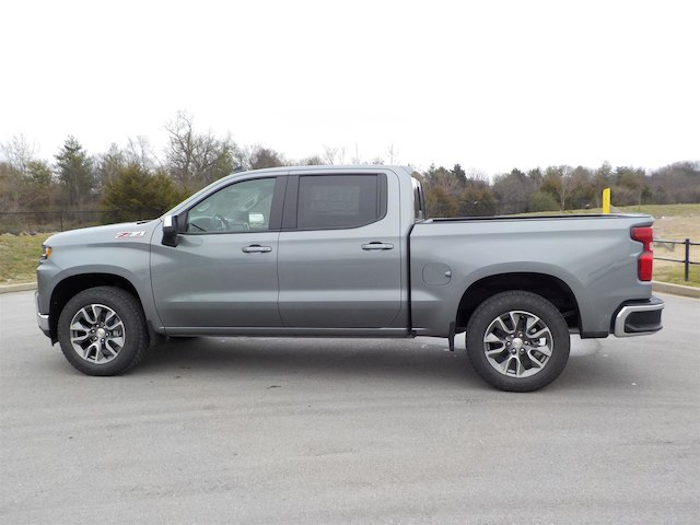2019 Silverado 1500 Crew Cab 4x4,  Pickup #19T249 - photo 5