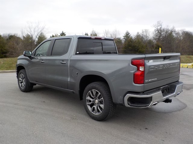 2019 Silverado 1500 Crew Cab 4x4,  Pickup #19T249 - photo 6