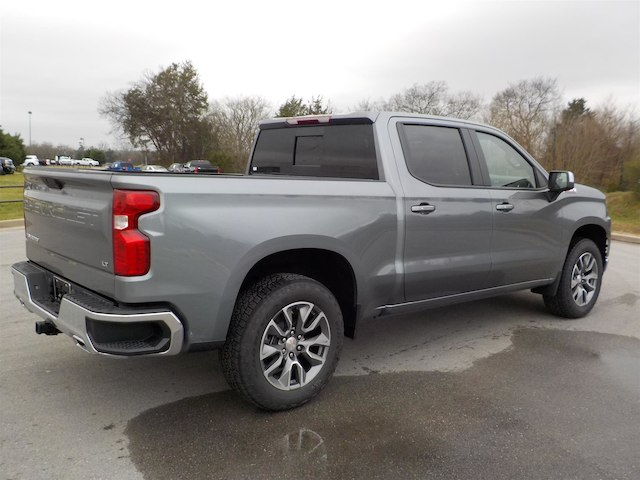 2019 Silverado 1500 Crew Cab 4x4,  Pickup #19T249 - photo 2