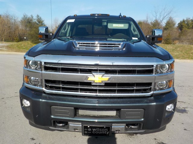 2019 Silverado 3500 Crew Cab 4x4,  Pickup #19T251 - photo 3