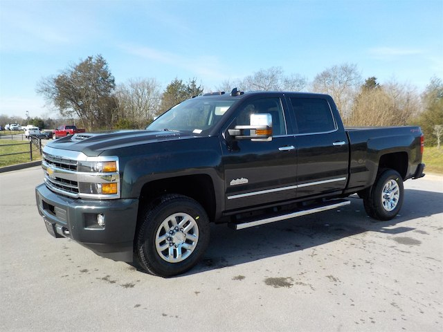 2019 Silverado 3500 Crew Cab 4x4,  Pickup #19T251 - photo 4