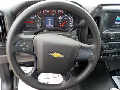 2019 Silverado 4500 Regular Cab DRW 4x4, Wil-Ro Hauler Body #19T631 - photo 15