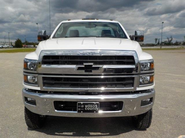 2020 Chevrolet Silverado 4500 Regular Cab DRW 4x4, Cab Chassis #20T242 - photo 4