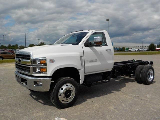 2020 Chevrolet Silverado 4500 Regular Cab DRW 4x4, Cab Chassis #20T242 - photo 1