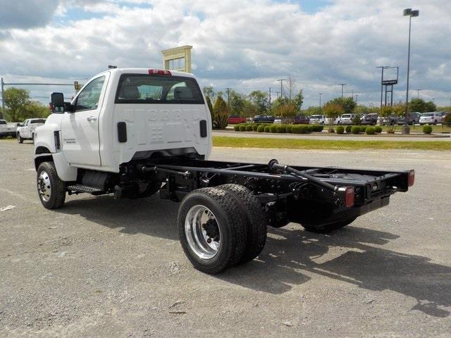 2020 Chevrolet Silverado 4500 Regular Cab DRW 4x4, Cab Chassis #20T242 - photo 2