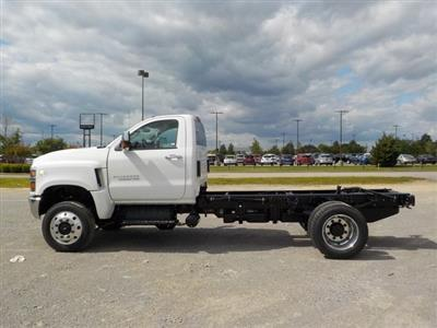 2020 Chevrolet Silverado 4500 Regular Cab DRW 4x4, Cab Chassis #20T242 - photo 5