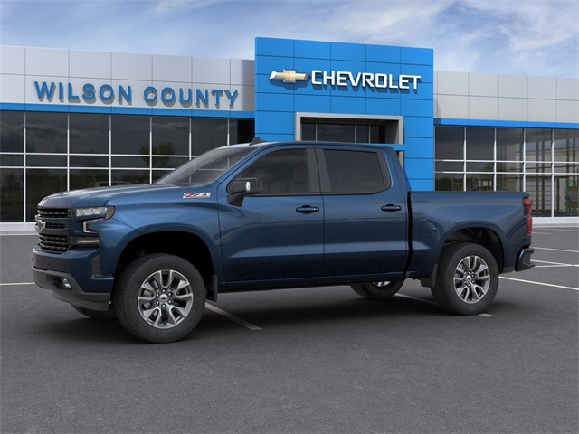 2020 Chevrolet Silverado 1500 Crew Cab 4x4, Pickup #20T361 - photo 1