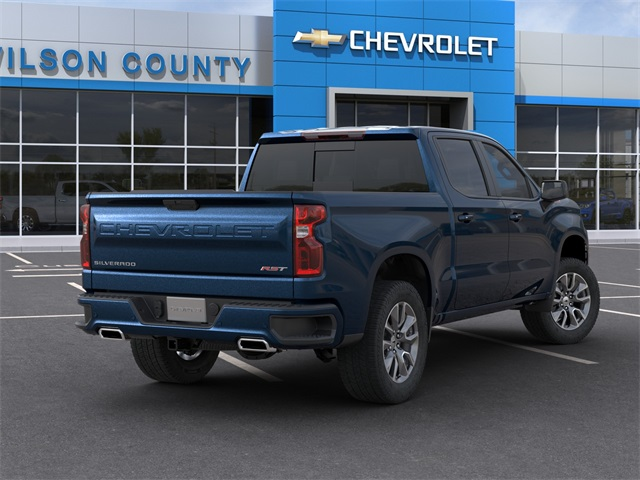 2020 Chevrolet Silverado 1500 Crew Cab 4x4, Pickup #20T361 - photo 5