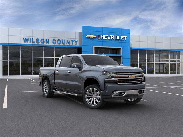2020 Chevrolet Silverado 1500 Crew Cab 4x4, Pickup #20T497 - photo 4