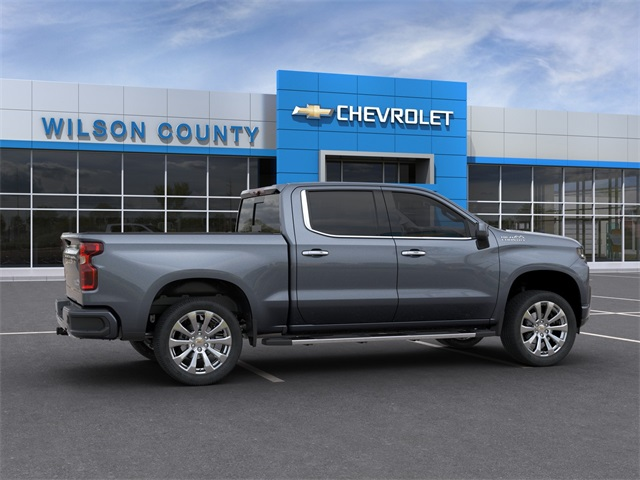 2020 Chevrolet Silverado 1500 Crew Cab 4x4, Pickup #20T497 - photo 3