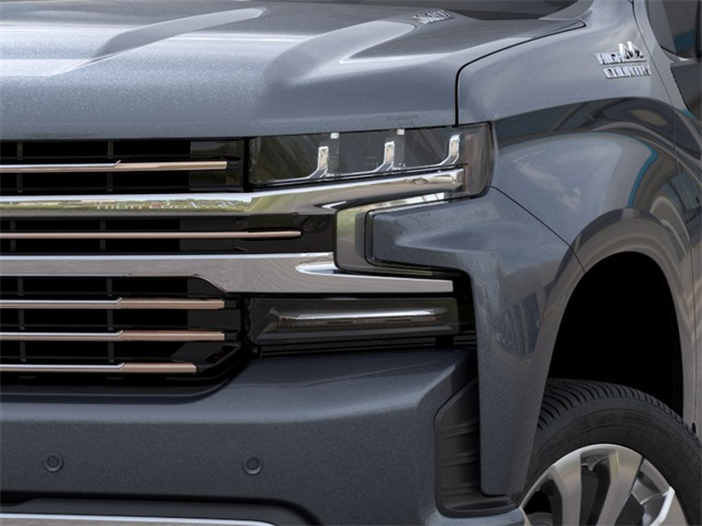 2020 Chevrolet Silverado 1500 Crew Cab 4x4, Pickup #20T497 - photo 8