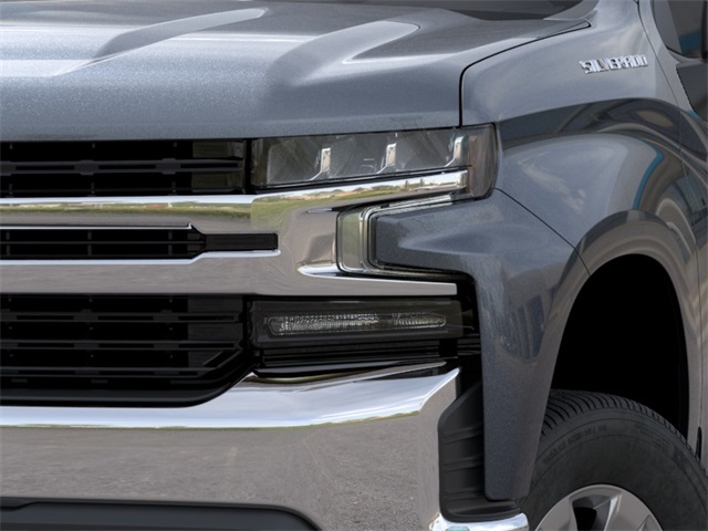 2020 Chevrolet Silverado 1500 Double Cab 4x4, Pickup #20T498 - photo 8