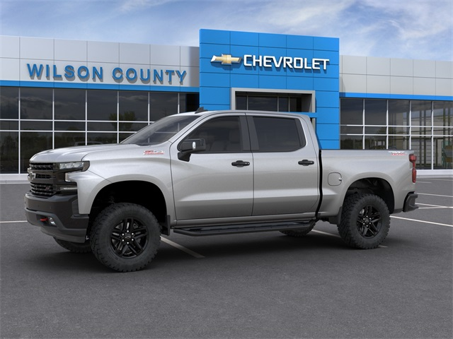2020 Chevrolet Silverado 1500 Crew Cab 4x4, Pickup #20T672 - photo 1
