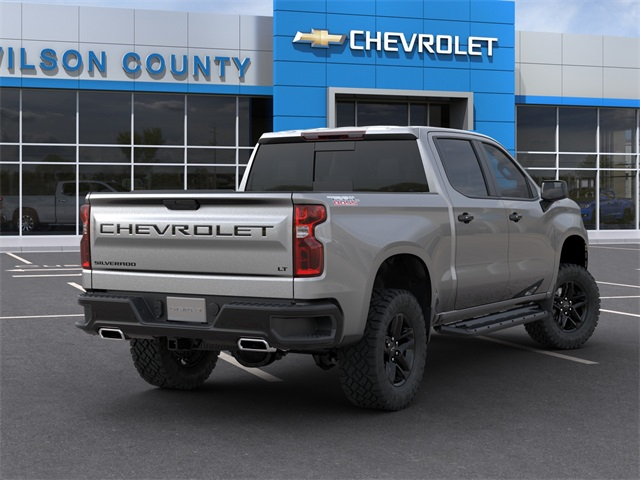 2020 Chevrolet Silverado 1500 Crew Cab 4x4, Pickup #20T672 - photo 5