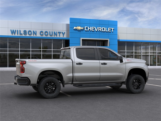 2020 Chevrolet Silverado 1500 Crew Cab 4x4, Pickup #20T672 - photo 3