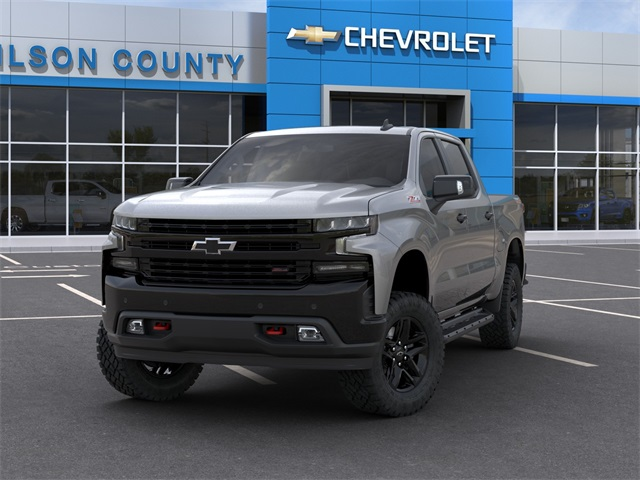 2020 Chevrolet Silverado 1500 Crew Cab 4x4, Pickup #20T672 - photo 6