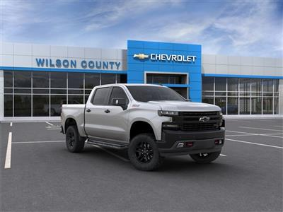 2020 Chevrolet Silverado 1500 Crew Cab 4x4, Pickup #20T672 - photo 4