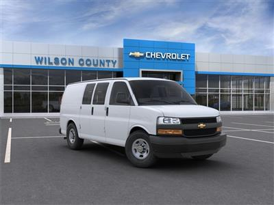 2020 Chevrolet Express 2500 4x2, Adrian Steel Commercial Shelving Upfitted Cargo Van #20T779 - photo 3
