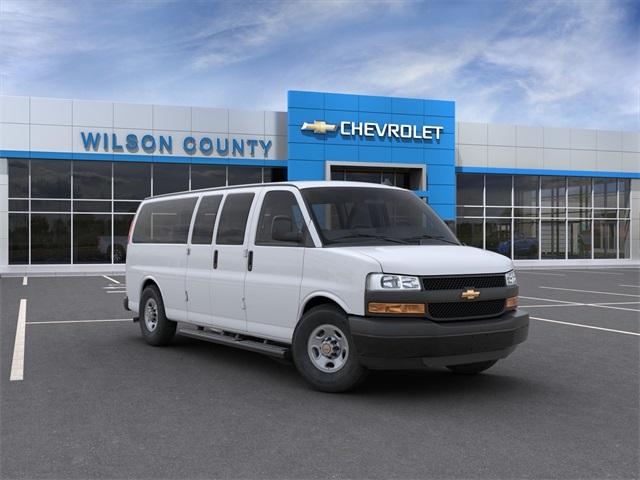 2020 Chevrolet Express 3500 4x2, Passenger Wagon #20T812 - photo 1