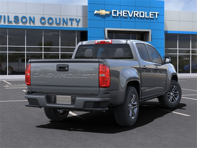 2021 Chevrolet Colorado Crew Cab 4x2, Pickup #21T066 - photo 4