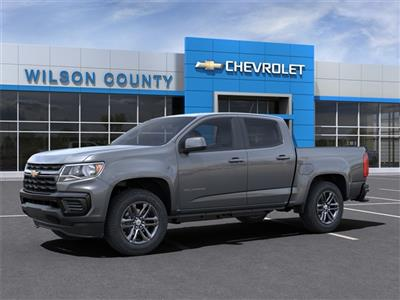 2021 Chevrolet Colorado Crew Cab 4x2, Pickup #21T066 - photo 1